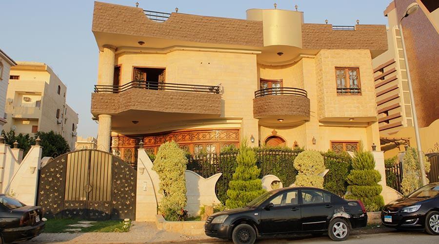 مراكز الاقامة في فرع الاستقبال في القاهرة الجديدة