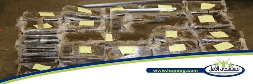 ضبط 229 قضية مخدرات خلال 24 ساعة فى مصر
