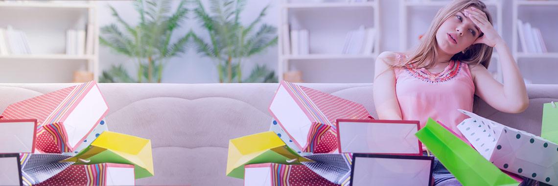 ادمان التسوق- مستشفي الامل